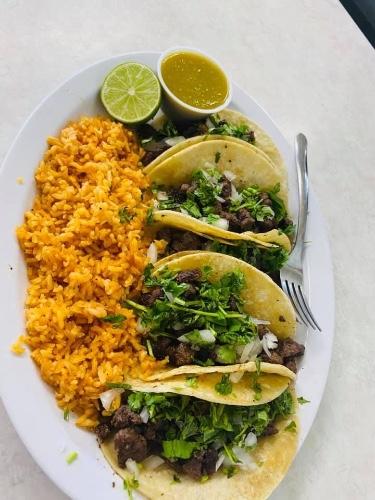 Taco Plate/Platillo