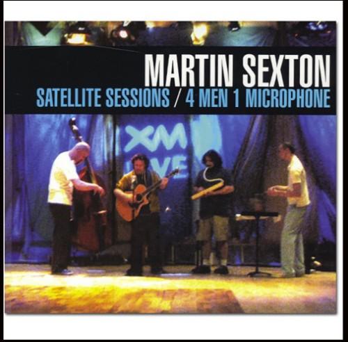 Satellite Sessions CD