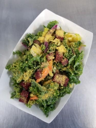 Kale Superfood Salad (gluten free)