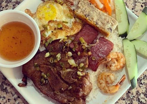 36. Rice Plate (Com)