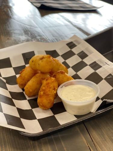 Fried Mac-N-Cheese