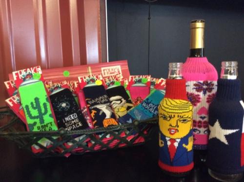 Freaker Bottle socks