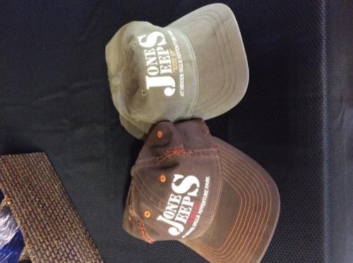 Jones Jeeps Hat