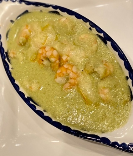 Camarones Culichi