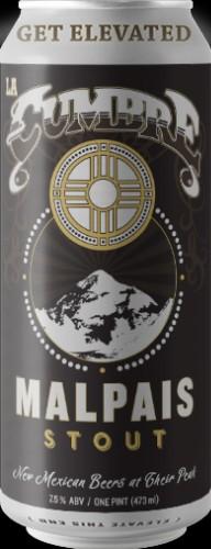 La Cumbre - Malpais Stout