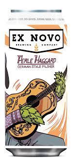 Ex Novo - Perle Haggard