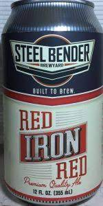 Steel Bender - Red Iron Red