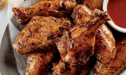Fully Cooked Chicken Wings