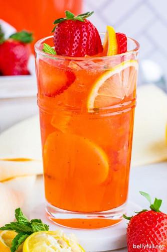 Lemonade strawberry