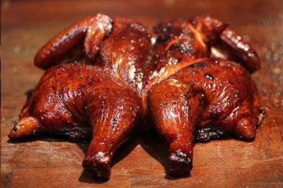 Barbecue Chicken