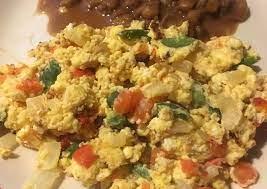 Huevos ala Mexicana