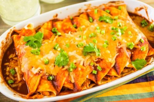 Enchiladas Maxicanas