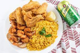 15 Pieces Fish Combo