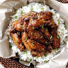 Whole Wings Dinner